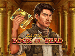 Игровой автомат Book of Dead